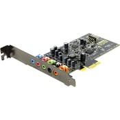 кол-во каналов: 5.1, интерфейс PCI Express 1x, упаковка: RTL