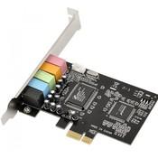 кол-во каналов: 5.1, интерфейс PCI Express 2x, упаковка: