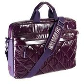"""Макс диагональ 15.6"""", дм., материал: полиэстер, размеры 420x83x305, мм., цвет: фиолетовый"""