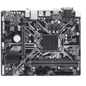 Socket: LGA1151v2, чипсет Intel H310, память DDR4 - слотов 2, форм-фактор mATX, упаковка RTL