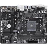 Socket: AM4, чипсет AMD A320, память DDR4 - слотов 2, форм-фактор mATX, упаковка RTL