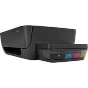 1200 x 1200 dpi, черные пигментные HP GT51; цветные водорастворимые HP GT52