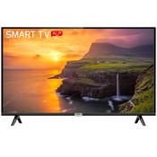 """диагональ 43"""", разрешение 1920 x 1080, Smart TV, Wi-Fi, стандарты: DVB-C, DVB-T, DVB-T2"""