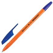 тип ручки: Шариковая, цвет письма: синий, механизм: Колпачок