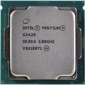 socket: LGA1151v2, частота: 3800 МГц, кол-во ядер: 2, тепловыделение: 54 Вт