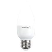 тип лампы: светодиодная, цоколь: E27, мощность: 7 Вт., цвет свечения 3000К