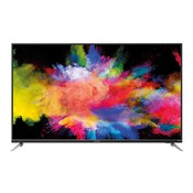 """диагональ 50"""", разрешение 3840 x 2160, Android TV, Smart TV, Wi-Fi, стандарты: DVB-C, DVB-S2, DVB-T2"""