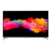 """диагональ 43"""", разрешение 3840 x 2160, Android TV, Smart TV, Wi-Fi, стандарты: DVB-C, DVB-S2, DVB-T2"""