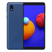 """ОС: Android, диагональ: 5.3"""" (1480 x 720), объём памяти: 16 Гб, процессор: MediaTek MT6739, кол-во ядер: 4, ОЗУ: 1024 Мб, 4G, кол-во SIM: 2, Wi-Fi, Bluetooth, аккумулятор: 3000 мАч"""