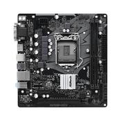 Socket: LGA1200, чипсет Intel H410, память DDR4 - слотов 4, форм-фактор ATX, упаковка RTL