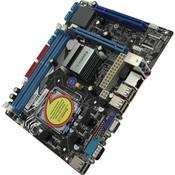 Socket: LGA775, чипсет Intel G41, память DDR3 - слотов 2, форм-фактор mATX, упаковка OEM