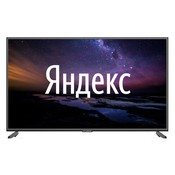 "диагональ 50"", разрешение 3840 x 2160, Android TV, Smart TV, Wi-Fi, стандарты: DVB-C, DVB-S2, DVB-T, DVB-T2"